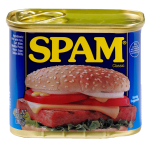 Spam can.