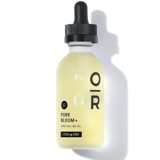 Pure Bloom Mint Broad Spectrum 2000mg CBD Oil by Onyx & Rose cover