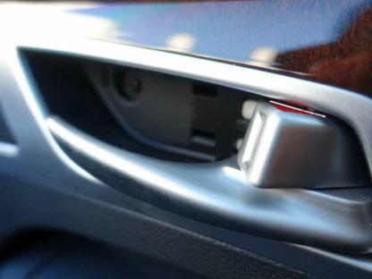 winged genesis door handle catch plates