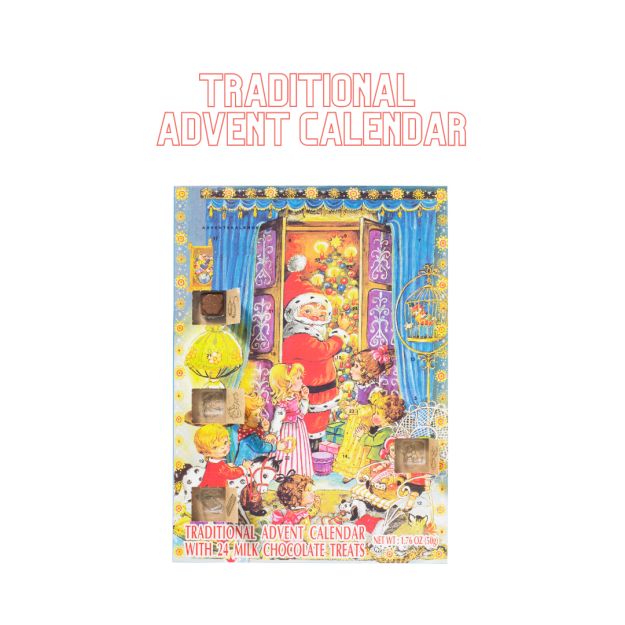 Get into the Christmas Spirit with a Reverse Advent Calendar 1
