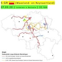 07-03-2020 - S-GR Waasland- en Reynaertland – Lokeren → Belsele
