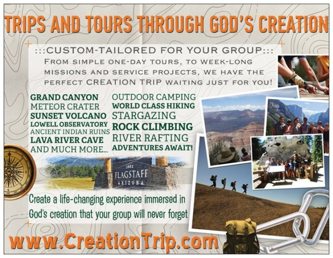CreationTrip Christian Trips and tours
