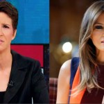 BREAKING: MSNBC offers Melania Rachel Maddow's spot if Donald drops out of the race