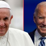 BREAKING: Vatican declares Biden a saint after he miraculously ends COVID one day in White House