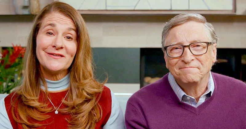 This image has an empty alt attribute; its file name is melinda-gates-divorce.jpg