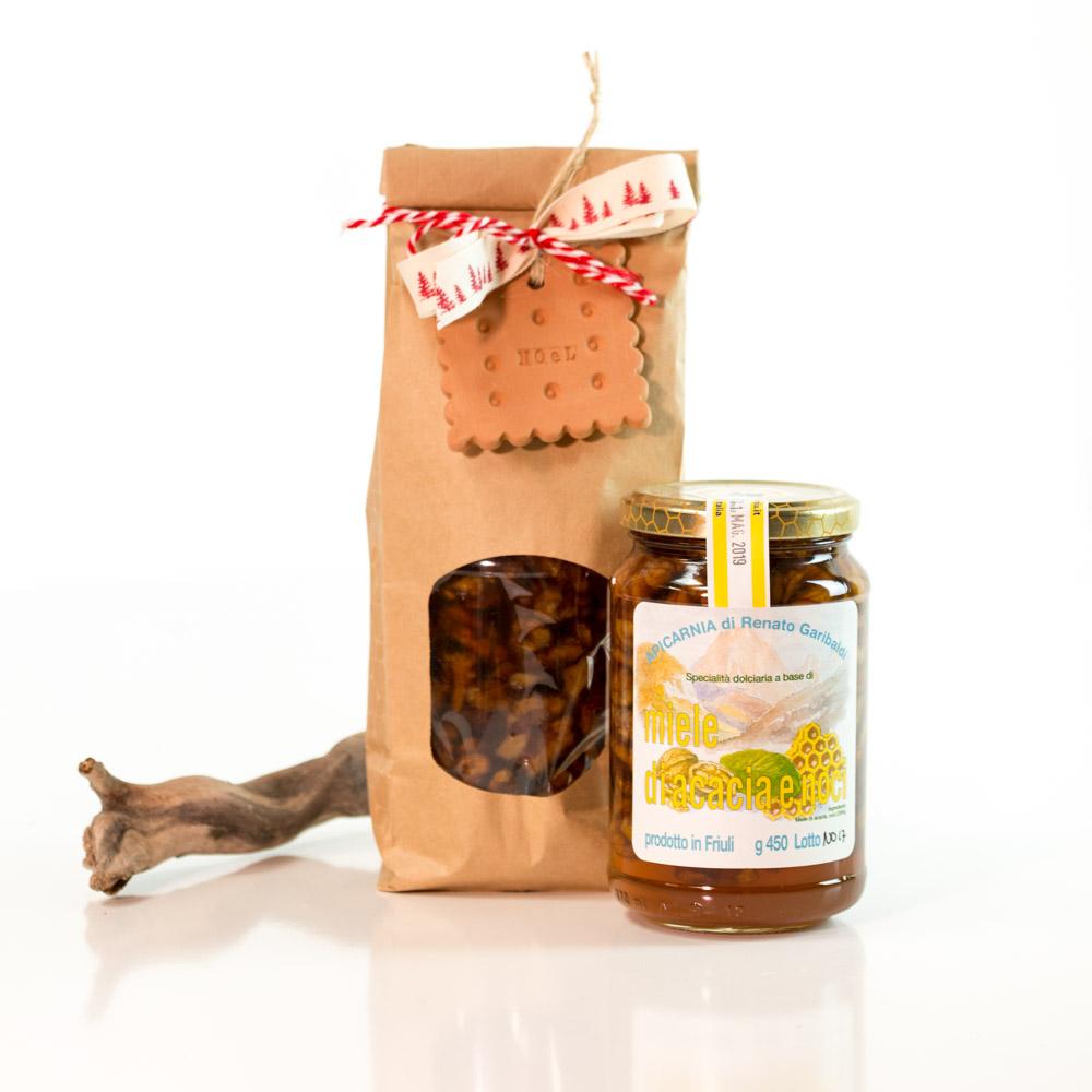 Idee regalo per natale e per le feste. Miele Con Frutta Secca Idee Regalo Solidale Geneticamente Diverso