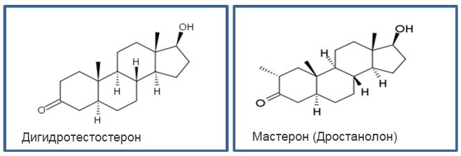 Anabolik steroidlar turlari