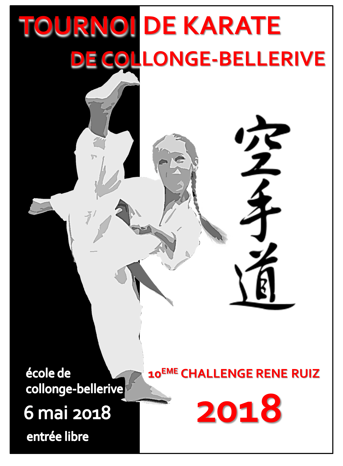 10e tournoi de Collonge-Bellerive 6 mai 2018