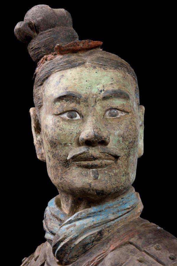 Marching Terra Cotta Warriors Exhibition San Francisco Asian Art Museum Closes Monday