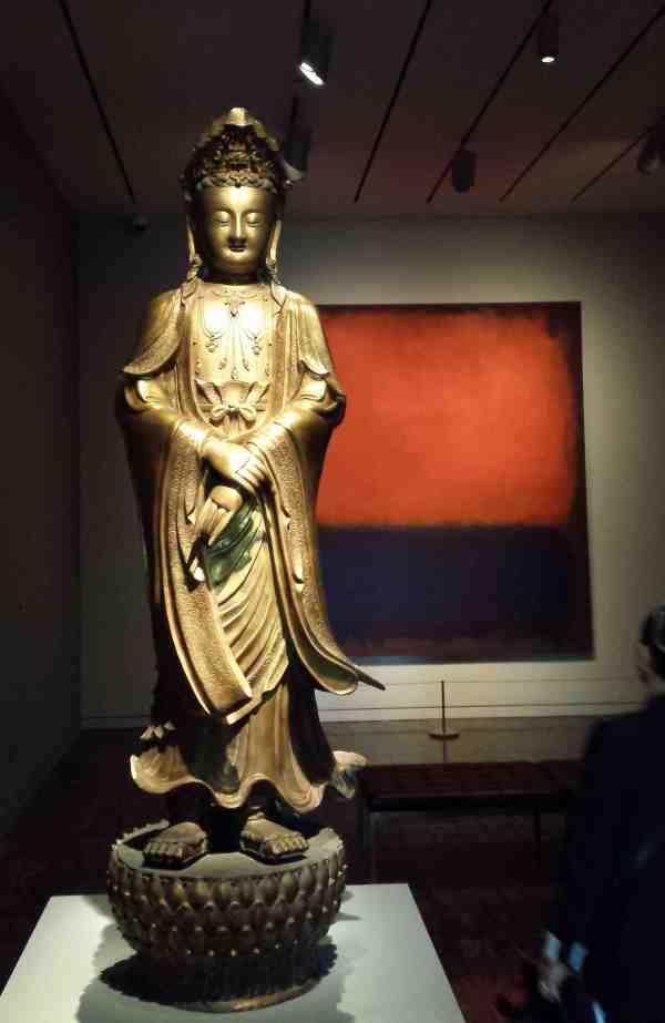 Asian Art Museum Hound
