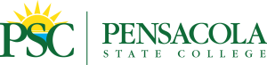 Pensacola State College PSC Logo Gene Valentino