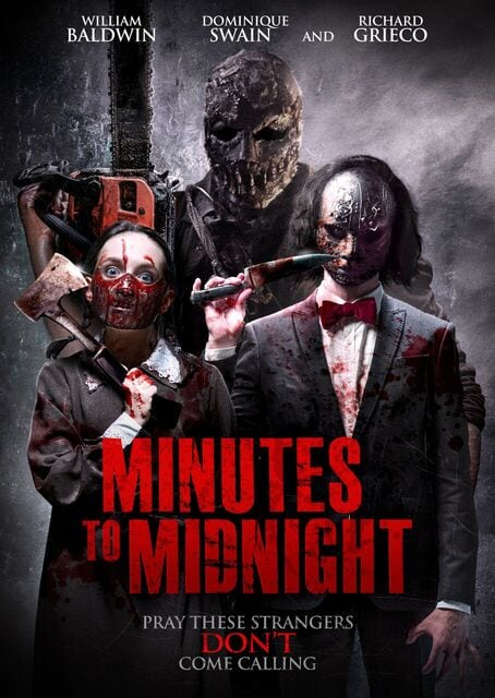 Minutes to Midnight poster 2 Forevermaur Films Valentino holdings