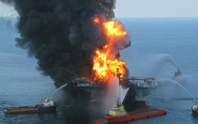 Valentino's Response to President Barack Obama's Visit to the Panhandle Beaches after the Deepwater Horizon Oil Spill