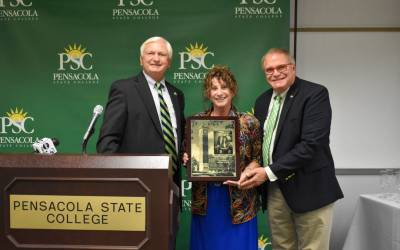 Pensacola State College Entrepreneurship Program gets boost from Valentino donation