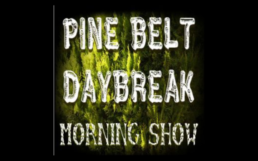 Gene Valentino on the Pine Belt Daybreak Morning Show