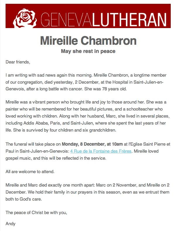 ObituaryMireille