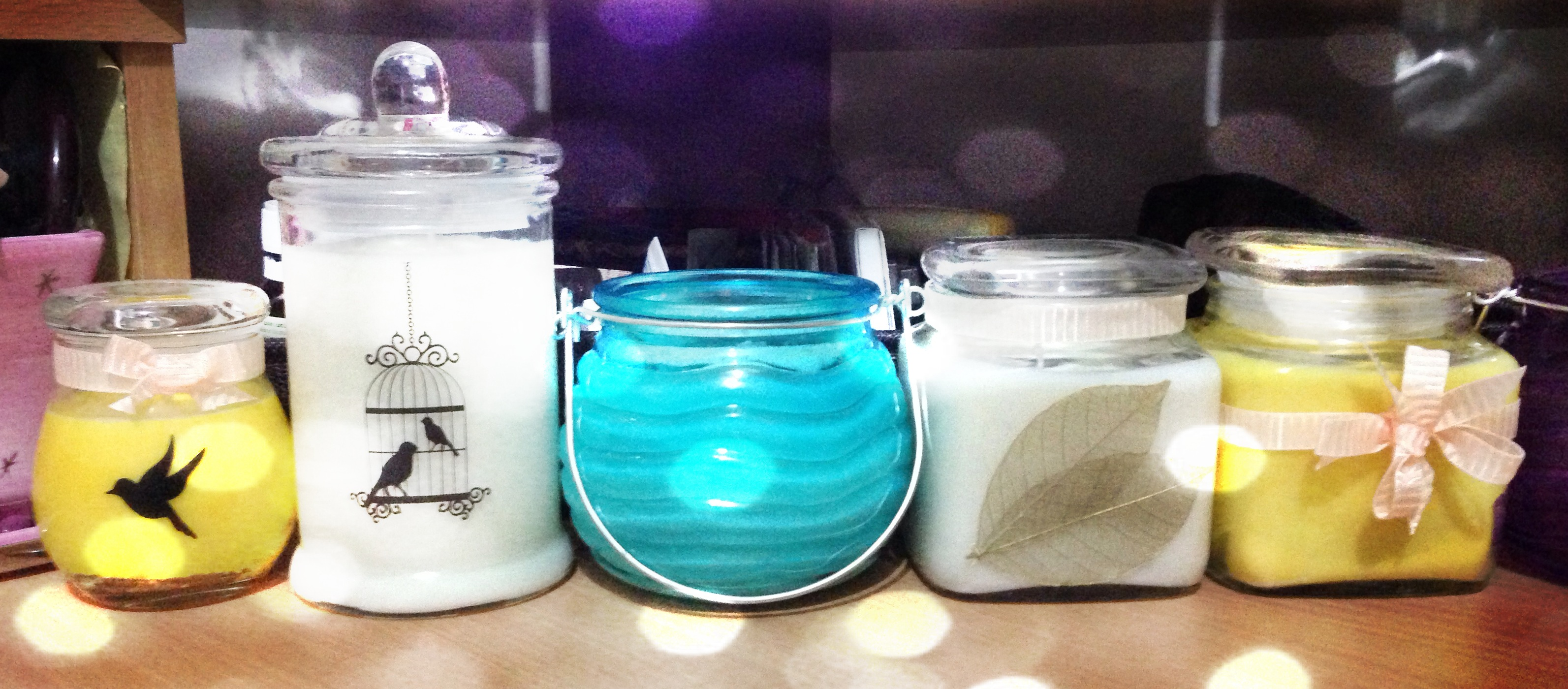DIY – Home Made Candles Genevieve And I
