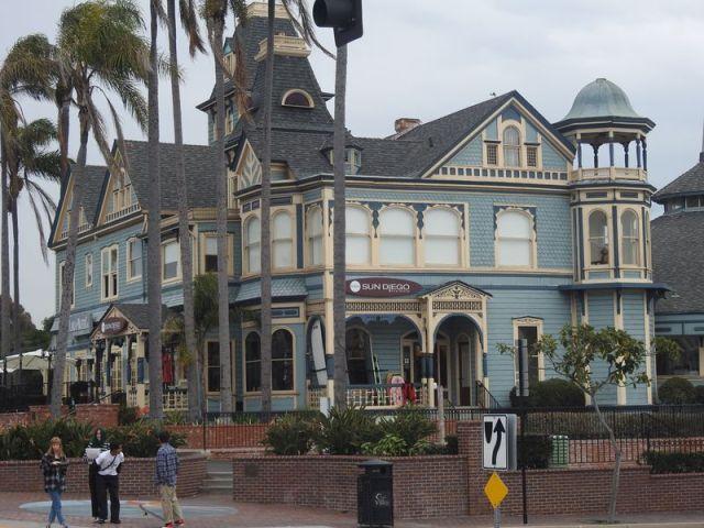 San Diego vitesse datant de plus de 50 Branchement au centre-ville