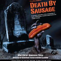 Compact Camp Chair Theater Covers Death By Sausage | Genevieve's Anthology