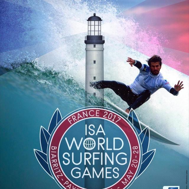 Les championnats du monde de surf dbute aujourdhui ! TeamFrance
