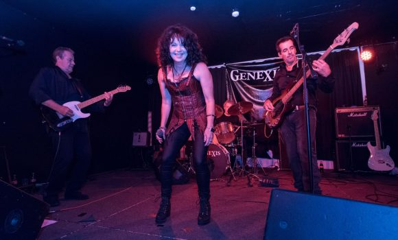 Genexis - iconic guitar riffs