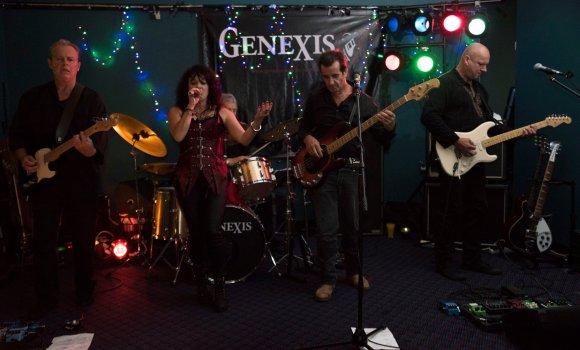 Genexis band - Tewantin Noosa RSL