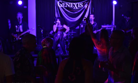 Genexis - live music entertainment - Noosa Surf Life Saving Club