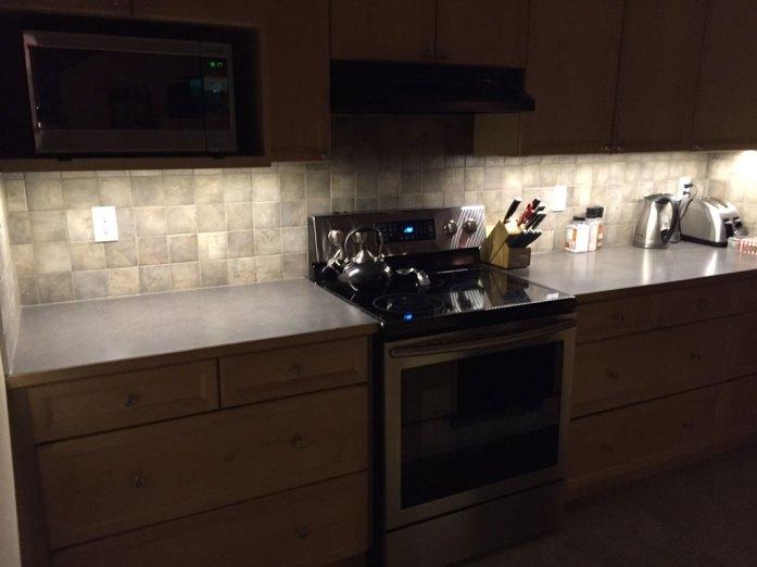 Under Cabinet Lighting for Residential Work