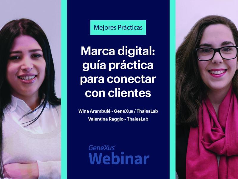 Marca Digital: guía práctica para que conectes con tus clientes