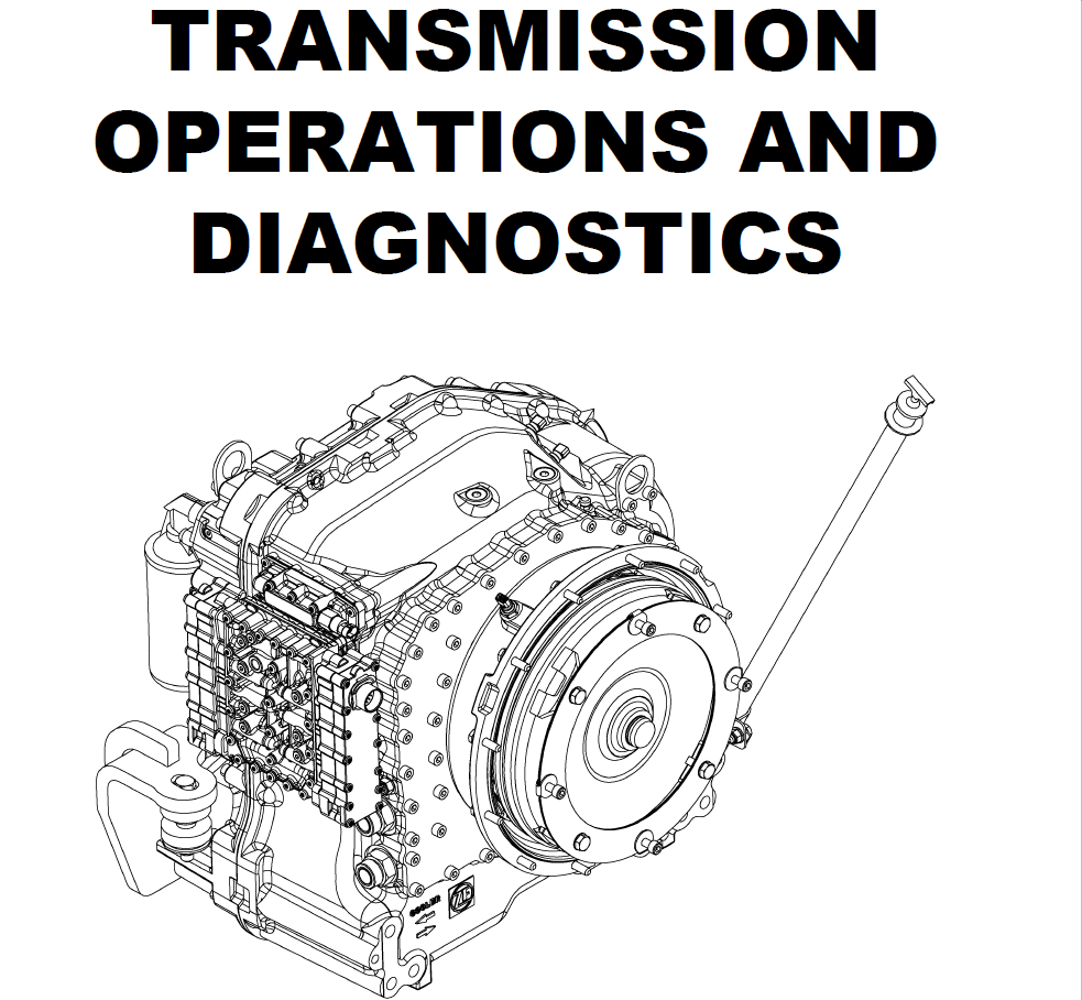 Zf S6 650 Transmission Service Manual