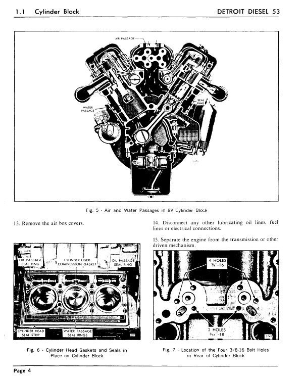 Detroit Diesel Engines-Service Repair Manual-All Platforms
