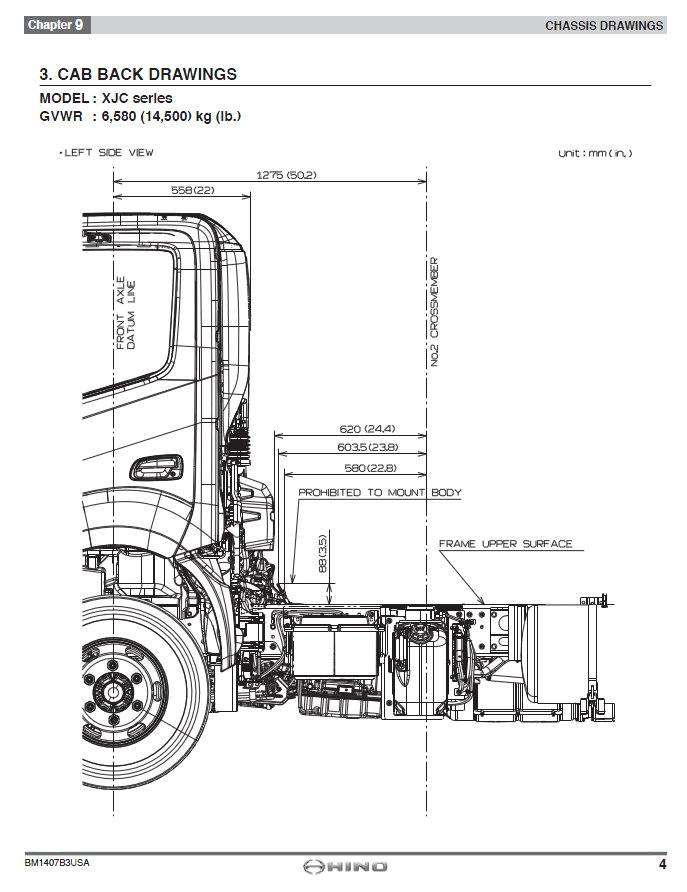Hino Truck Service Workshop Repair Manual Includes Engines