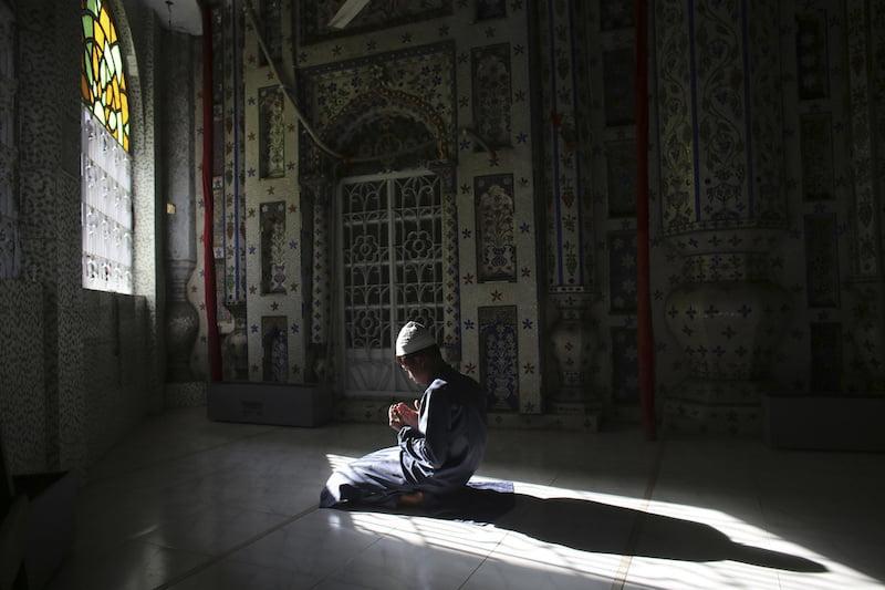 doa dan solat yang khusyuk