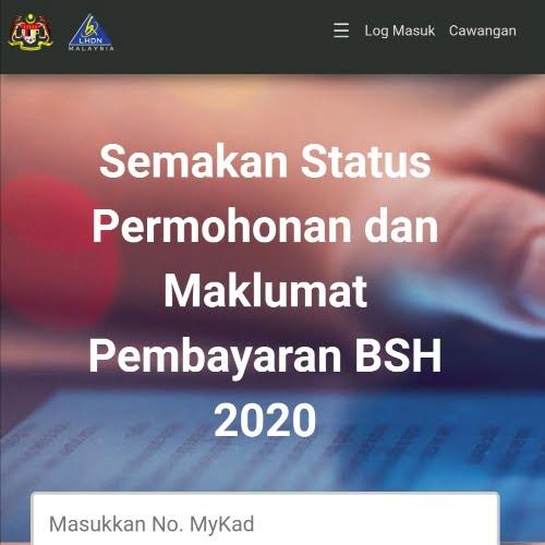 Kelayakan Bayaran Bsh Fasa 3 Dan Etunai Rm50 Pada Julai 2020