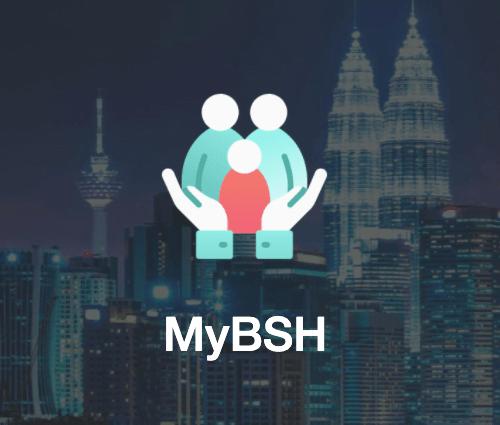 Logo BSH 2020