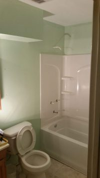 Ojai bathroom remodel - GenHawk Construction