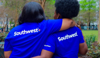 Southwest Airlines Volunteers