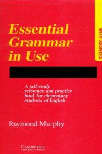Essential Grammar In Use Pdf : essential, grammar, Download], Essential, Grammar, Self-Study, Reference, Practice, Elementary, Students, English, Raymond, Murphy, Genial, EBooks