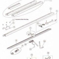 Garage Door Opener Parts Diagram Ford Focus 2005 Radio Wiring Genie Pro Compatible - Intellig™1000 Repair