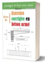 Béton armé exercice corrigé – BAEL