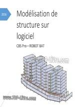 formation au logiciel CBS de modélisation de structures
