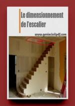 LES ESCALIERS : Conception, dimensionnement, exécution