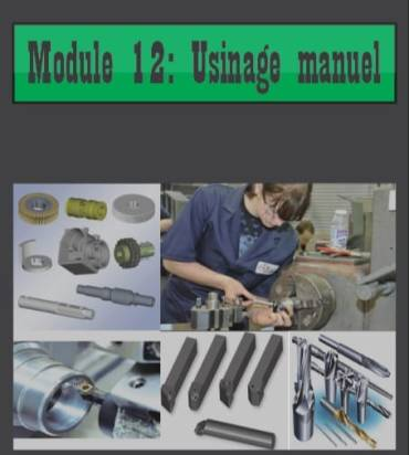 Usinage Manuel en PDF