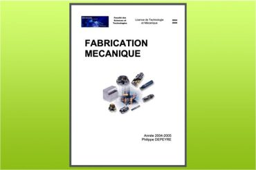 FABRICATION MECANIQUE