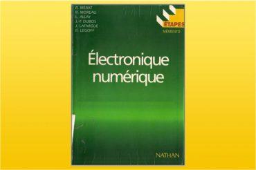 Livre : Electronique Numérique en PDF