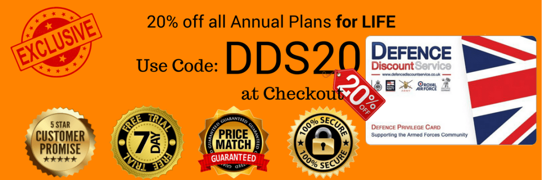 DDS20 coupon/discount code