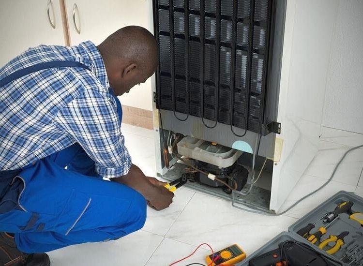 Réparation de réfrigérateur, congélateur