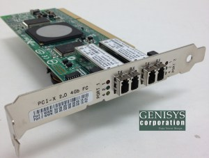 AB379A HP Dual Port PCI 4GB Fibre Channel at Genisys