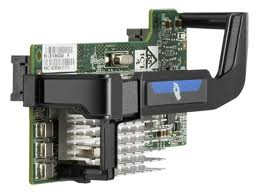 HP 656590-B21 Flex-10 10Gb 2-port 530FLB Adapter at Genisys