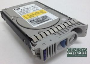 HP A6537A 18.20 GB Ultra160 SCSI Internal Hard Drive at Genisys